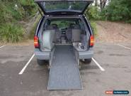 1998 Chrysler Voyager WHEELCHAIR VEHICLE for Sale