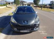 peugeot 207 gti 92kms 10months rego 99c no reserve for Sale