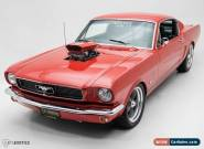 1966 Ford Mustang Fastback for Sale