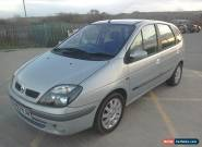 RENAULT SCENIC FIDJI 1.9DCI IN SILVER MET VGC SERVICED AND NEW TIMING BELT for Sale