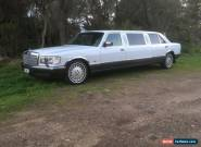 limousine Mercedes stretch for Sale