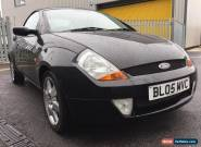 2005 FORD STREET KA LUXURY 1.6 CONVERTIBLE for Sale