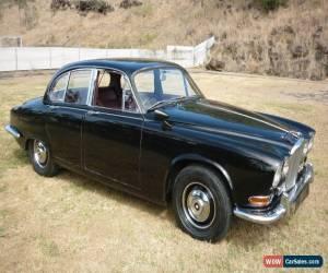 Classic JAGUAR  420 Compact MANUAL Overdrive for Sale