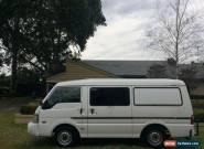 Ford Econovan Maxi 2001 Mid Wheelbase No Reserve! for Sale