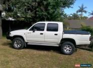 Toyota Hilux 2001 ute diesel 4wd (DEPOSIT TAKEN ON 23/8/17) for Sale