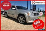Classic 2006 Jeep Grand Cherokee WH SRT-8 WAGON 5DR AUTO 5SP 4X4 6.1I (MY2006) A Wagon for Sale