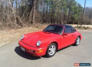 Porsche: 911 964 Targa for Sale