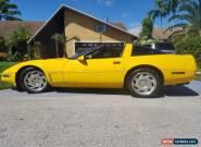 1996 Chevrolet Corvette Base Coupe 2-Doors for Sale