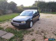 Mk4 golf gti 1.8t 180 for Sale