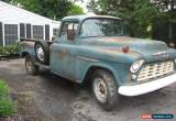 Classic 1955 Chevrolet Other Pickups 1 Ton for Sale