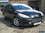 2008 08 PEUGEOT 307 1.6 SW S HDI 5D 108 BHP DIESEL for Sale