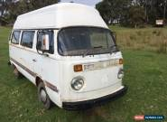 VW Kombi High Roof for Sale