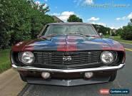 1969 Chevrolet Camaro Base Hardtop 2-Door for Sale