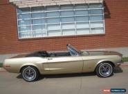 1968 Ford Mustang GT Convertible for Sale