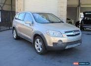 2006 Holden Captiva CG CX (4x4) Gold Automatic 5sp A Wagon 7 seater for Sale