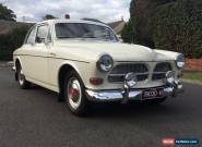 1963 Volvo Amazon 122S - Star Wars connection! for Sale