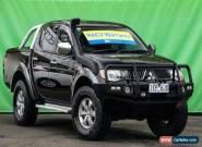 Mitsubishi Triton 2007 4X4 on DUAL FUEL!!! for Sale