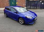 2014 FORD FOCUS ST-2 250bhp Ecoboost LIGHT DAMAGED SALVAGE SPARES OR REPAIRS for Sale