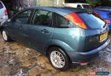 Classic 02 FORD FOCUS 1.4 CL UNMARKED CONDITION, FULL MOT SIMPLY STUNNING! for Sale
