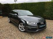 2014 14 AUDI A3 2.0 TDI S LINE 5D 148 BHP DIESEL for Sale