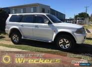 Mitsubishi Challenger Wagon Pearl White Automatic for Sale