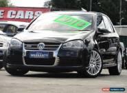 2007 Volkswagen Golf 1K R32 Black Automatic 6sp A Hatchback for Sale