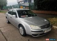 FORD MONDEO 2.0 TDCI 2003 NEW MOT, DRIVES REALLY WELL  for Sale