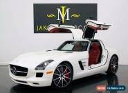 2013 Mercedes-Benz SLS AMG GULLWING for Sale