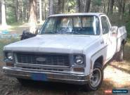 1973 Chevrolet C-10 for Sale