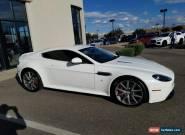 2011 Aston Martin Vantage for Sale