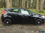 2009 Ford Fiesta Zetec for Sale