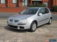 55 VW GOLF 1.9TDI SE + NEW MOT + 5 DOOR + DIESEL for Sale