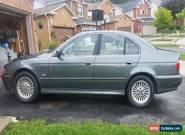 BMW: 5-Series 530iA for Sale