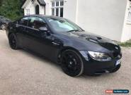 2011 61 BMW M3 4.0 V8 DCT COUPE BLACK **38,000 MILES**   for Sale