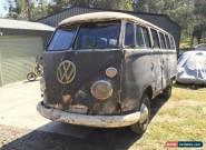 VW VOLKSWAGEN SPLITSCREEN KOMBI MICROBUS for Sale