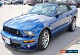 Classic Ford: Mustang Shelby GT500 for Sale