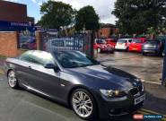 2008 '57' BMW 325ci 3.0i M Sport - GREY WITH BLACK HEATED LEATHER! for Sale