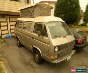Classic 1985 Volkswagen Bus/Vanagon for Sale