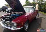 Classic 1970 Ford Mustang Convertible for Sale