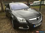 L@@K 2009 VAUXHALL INSIGNIA ELITE NAV CDTI 160 .SPARES OR REPAIRS.NON RUNNER. for Sale