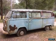 1976 Volkswagon Kombi VW bus camper for Sale