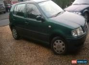 vw polo 6n2 1.4 for Sale