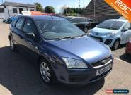 2006 Ford Focus Hatch 5Dr 1.6 100 LX Petrol blue Manual for Sale