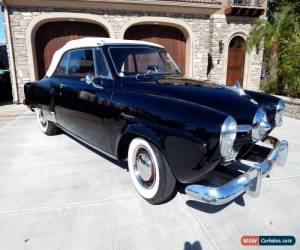Classic 1950 Studebaker Champion Regal Deluxe for Sale
