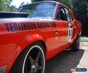 Classic 1968 Ford Mustang red for Sale
