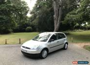 2004 Ford Fiesta 1.4 Finesse Automatic 5 Door Hatchback Silver for Sale