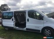 LEFT HAND DRIVE! Renault Trafic 2012! Cheap for Sale