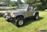 Classic 2003 Jeep Wrangler Sahara for Sale