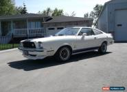 1977 Ford Mustang 4-SPEED COBRA  II for Sale