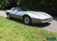 1985 Chevrolet Corvette 2dr Coupe  for Sale